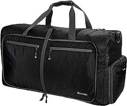 Homdox 80L Large Duffle Bag for Men Women,Waterproof Lightweight Foldable Camping Duffel Bag,Large Gym Bag for Men,Travel Luggage
