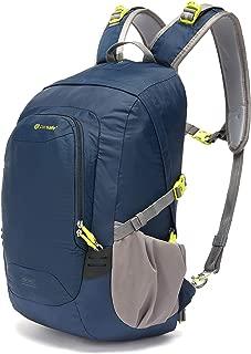 Pacsafe Venturesafe GII 25 Liter Anti Theft Travel Backpack / Daypack (Navy Blue)