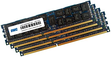 OWC 64.0GB (4X 16GB) PC10600 DDR3 ECC-Registered 1333MHz 240 Pin Memory Upgrade for Select 2009-2012 Mac Pro Models