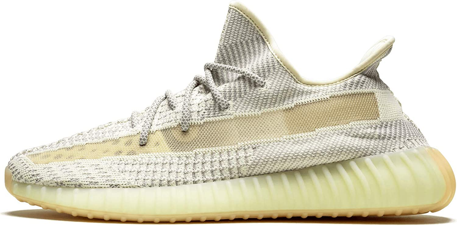 adidas Yeezy 350 Boost Semi Froze Yellow Now Available