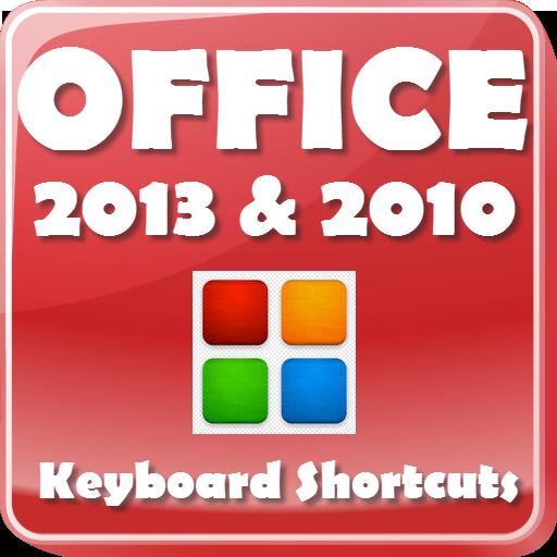 MS Office 2013 & 2010 Pro Shortcuts