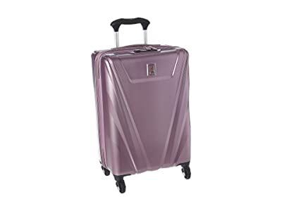 Travelpro 21 Maxlite(r) 5 Expandable Carry-On Hardside Spinner (Dusty Rose) Luggage