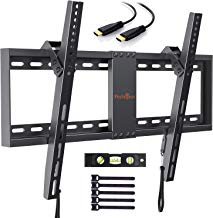"Soporte TV De Pared Articulado Inclinable – Soporte De Pared TV para Pantallas De 32-70"" TV, hasta 60kg VESA 600x400mm, Cable HDMI Y Nivel De Burbuja Incluidos para Facilitar La Instalación"