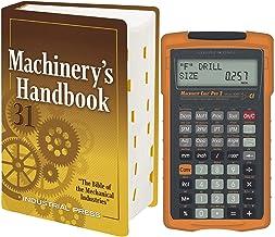 Machinery's Handbook and Calc Pro 2 Bundle (Toolbox edition)