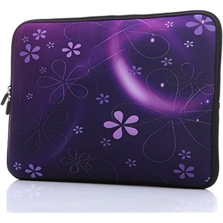Xxh 13Inch//15 Inch Laptop Sleeve Case Huckleberry Neoprene Cover Bag Compatible MacBook Air//Pro