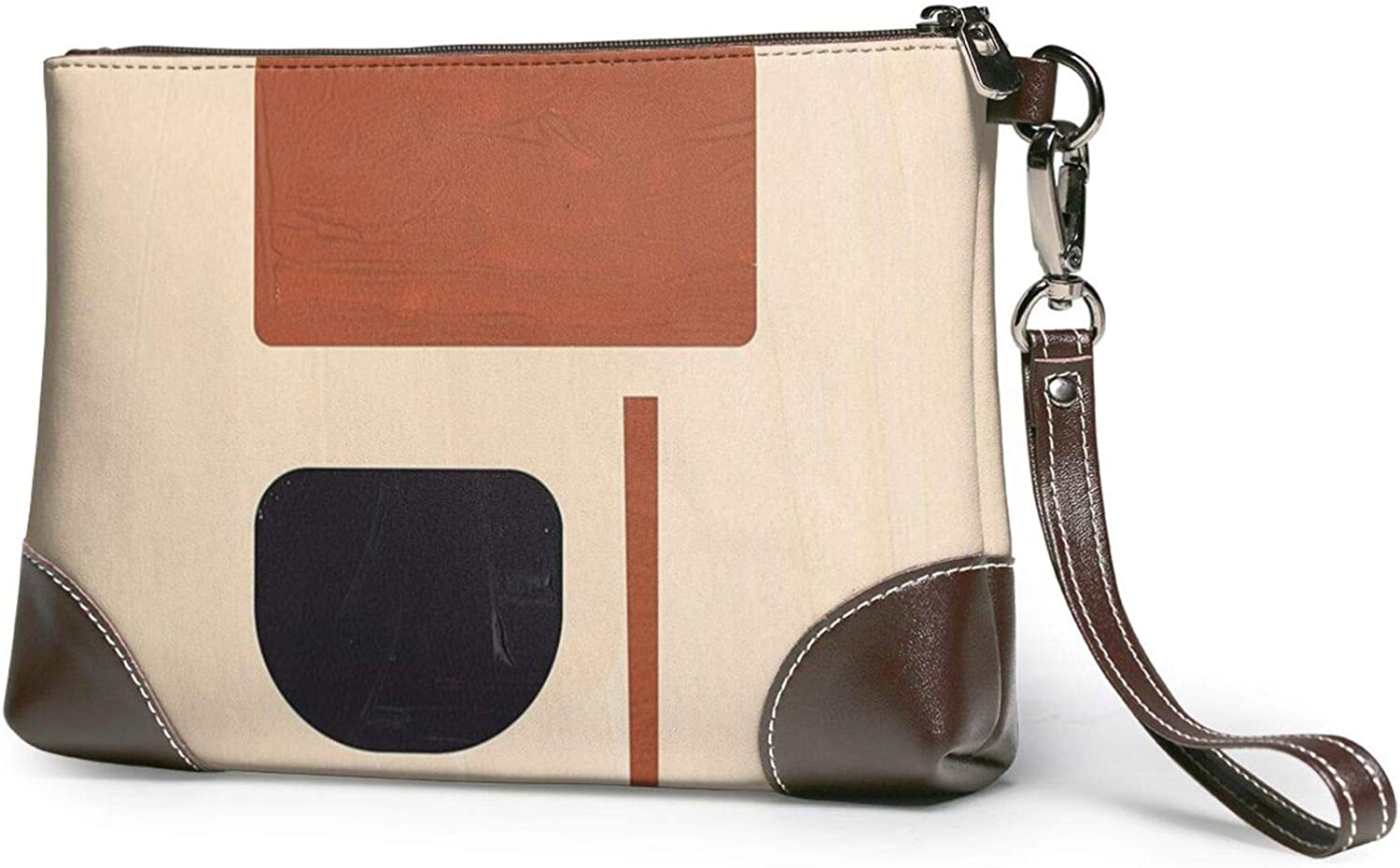 Abstract Geometric Clutch Purses Wristlet Wallet El Paso Mall Challenge the lowest price of Japan ☆ Leather