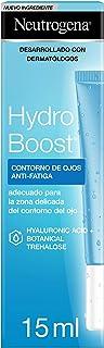 Neutrogena Hydro Boost Crema Gel Contorno Ojos AntiFatiga 15 ml