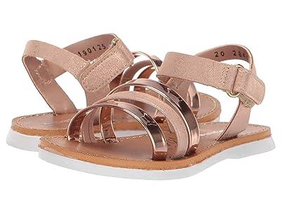 Kid Express Daleyza (Toddler) (Rose Gold Combo) Girls Shoes