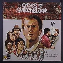 CROSS AND THE SWITCHBLADE (ORIGINAL SOUNDTRACK LP, 1970)