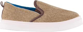 Oomphies Rascal Boys Tan Slip-on Shoe