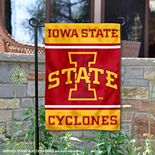 College Flags & Banners Co. Iowa State Cyclones Garden Flag