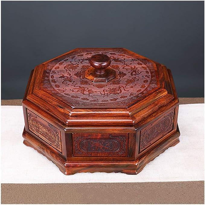Vintage Fruit Bowl Extra Large Melamine Ellingers Serving Mixing Storage Kitchen Dining Caramel Brown Wood Grain Finish Home Decor Retro
