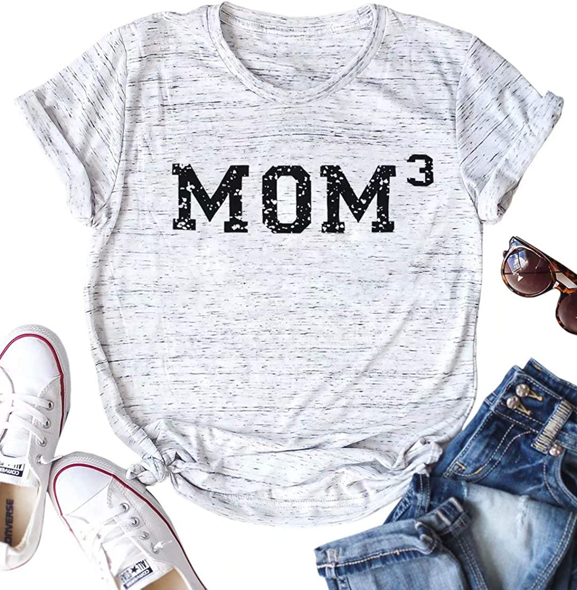 DUTUT OFFicial mail order Women's T Shirt Mom Tshirt Casual Limited Special Price for S Summer Women