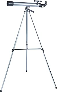 Telescópio de refração 60x/120x, Vivitar, VIVTEL50600