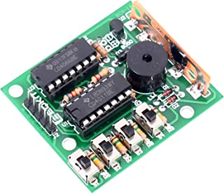 2 Pack WHDTS DIY Electronic 16 Music Sound Box DIY Kit Module Soldering Practice Learning Kits for Arduino