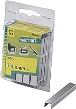 Wolfcraft 7017000 3000 klemmen breed, staal type 53 8 mm
