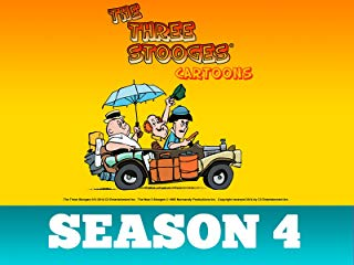 The New Three Stooges Cartoons Season 4