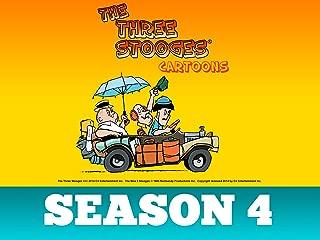 The New Three Stooges Cartoons Season 4