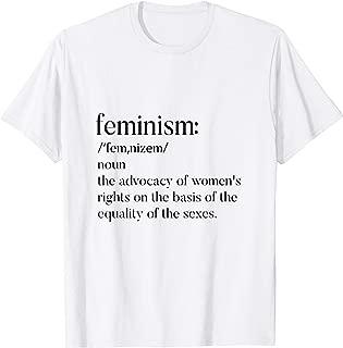 Feminism Definition Shirt, Girl Power Tee, Gift for Her