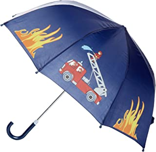 Regenschirm Feuerwehr Design Paraguas para Niños