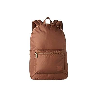 Herschel Supply Co. Settlement Light (Saddle Brown) Backpack Bags