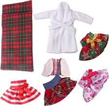 LovelfStory Elf Accessories Clothes,Fresh Banana Couture Outfits for Boy or Girl Elf Doll Doll is not Included.