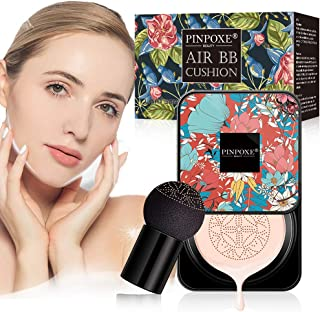 BB Cream, CC Cream, Base de Maquillaje, Base Líquida, Resistente al Agua, Duradero, 24H Base de Maquillaje de Larga Duración
