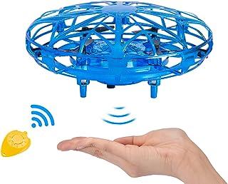 NEWYANG Mini Drone UFO Juguete para Niños Recargable UFO Dr
