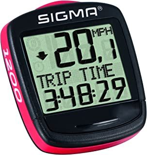 Sigma Sport Baseline 1200 Wired Bicycle Computer