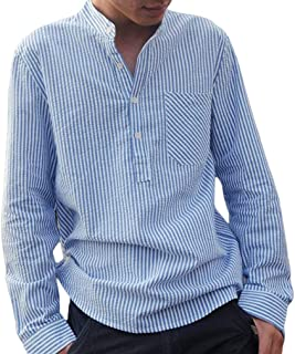 ca3a4eca28 Amazon.it: camicia uomo coreana