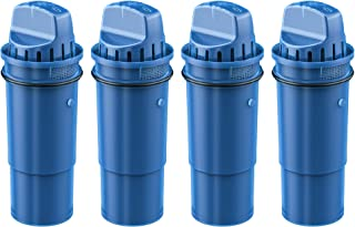 Waterdrop CRF-950Z Pitcher Water Filter, Compatible with Pur Pitchers and Dispensers PPT700W, CR-1100C, DS-1800Z and More, Pack of 4