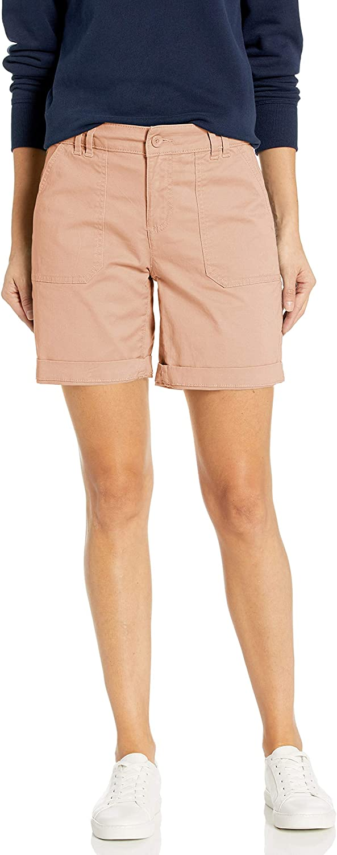 Lee Womens Regular Fit Utility Chino Walkshort