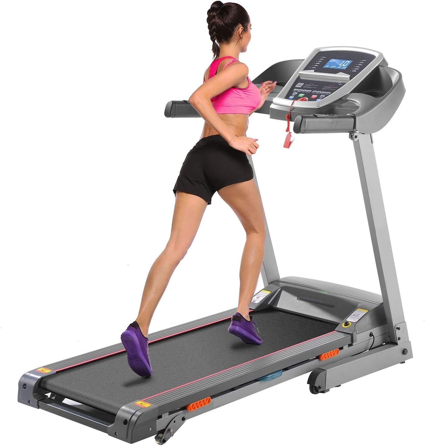 Caroma Folding Treadmill for Max 56% OFF Home Incline Brand new with Electric 3.0 HP
