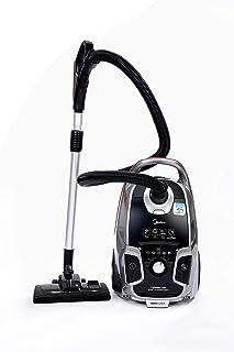 Midea Terminator Super Silent Vacuum Cleaner, Power: 2400W, 6L Washable Bag, VCB52A15AOA, 1 year service warranty, Black