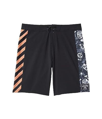 Billabong Kids Bad Billys D Bah Swim Shorts (Big Kids) Boy