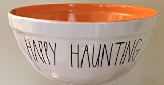 Rae Dunn HAPPY HAUNTING candy bowl