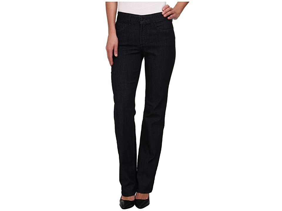NYDJ Hayley Straight Tonal in Dark Enzyme (Dark Enzyme) Women's Jeans