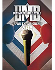 ULTIMATE MC BATTLE 2018 GRAND CHAMPIONSHIP [DVD]