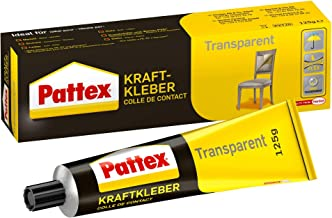 Pattex Kraftlijm 125 g tube transparant