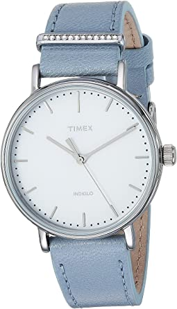 Timex - Fairfield 3-Hand with Crystals