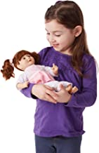 Melissa & Doug Brianna, 12-Inch Soft-Body Baby Doll
