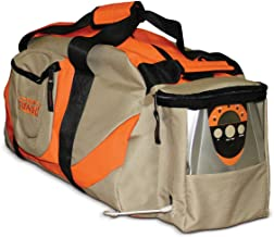 Scent Crusher Ozone Gear Bag, Duffle Bag, Eliminates Odor Before and After the Hunt, 33.5
