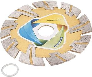 Hicello - Disco de corte de diamante para amoladora angular
