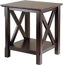 Winsome 40420 Xola Occasional Table, Cappuccino