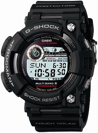 [カシオ]CASIO 腕時計 G-SHOCK ジーショック FROGMAN 電波ソーラー GWF-1000-1JF メンズ