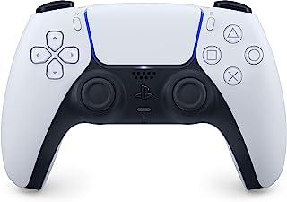 وحدة تحكم دوال سينس لاسلكية لجهاز PlayStation 5: (اصدار المملكة العربية السعودية) - ابيض