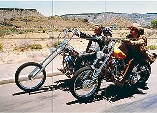Doppelganger33 LTD Easy Rider Film Fonda Hopper Giant Poster Print Z251