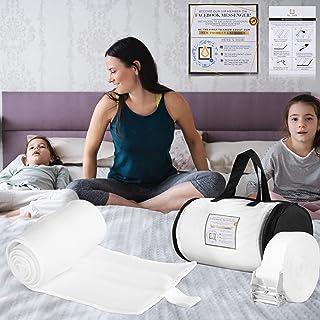 Savvy Life Selects - Conector de puente de cama (ultra ancho) de 30,48 cm, diseño antideslizante   Conector de colchón aju...