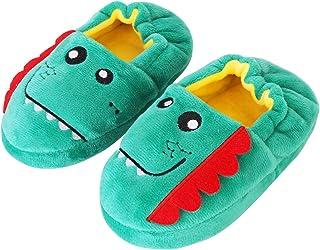 DaMohony - Zapatillas de Invierno para bebé y niña, Forro