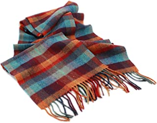 irish merino wool scarf